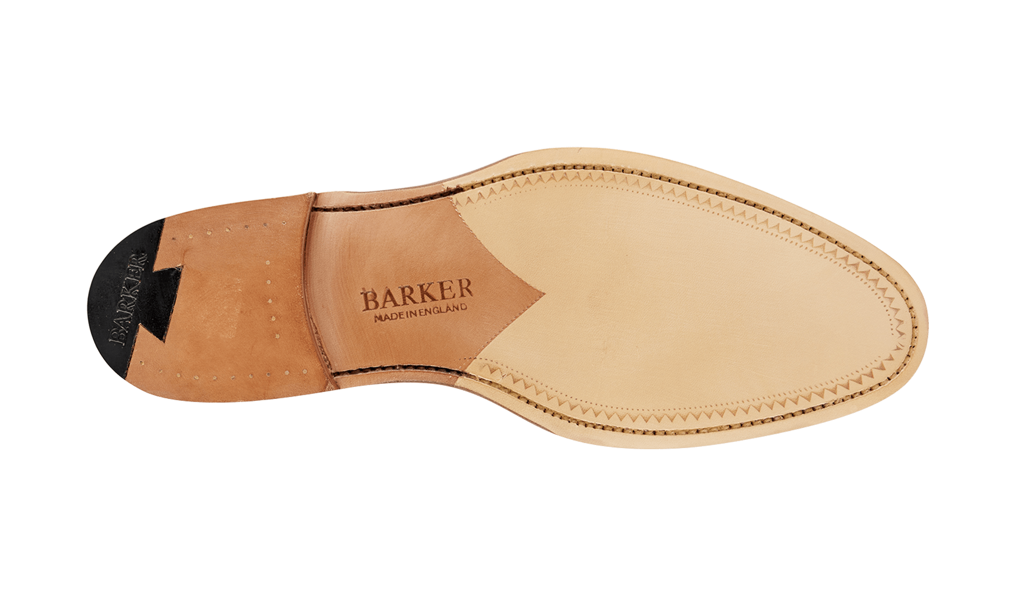 Barker Men's Hartley Leather Oxford Shoes 4272/17 - British Shoe Company