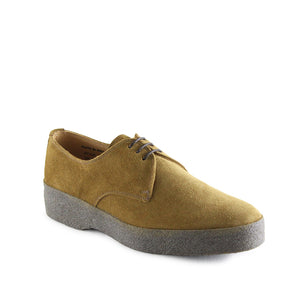 Sanders Men's Lo-Top Suede Derby Shoes 7995/TS