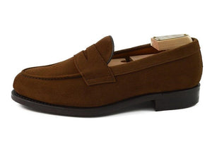 Berwick Men's Loafer Suede Slip-On Shoes 9628/K5