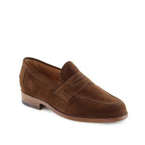 Sanders Men's Aldwych Leather Slip-On Shoes 8128/PSS