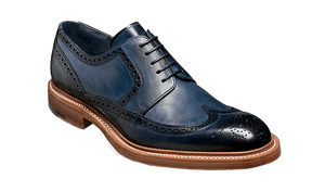 Barker Men's Bailey Leather Brogue Shoes 4405/56