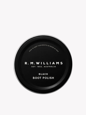 R.M. Williams Stockman's Boot Polish Black CC244/02