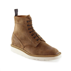 Sanders Men's Curtis Suede Lace-Up Boots 2052/SWS