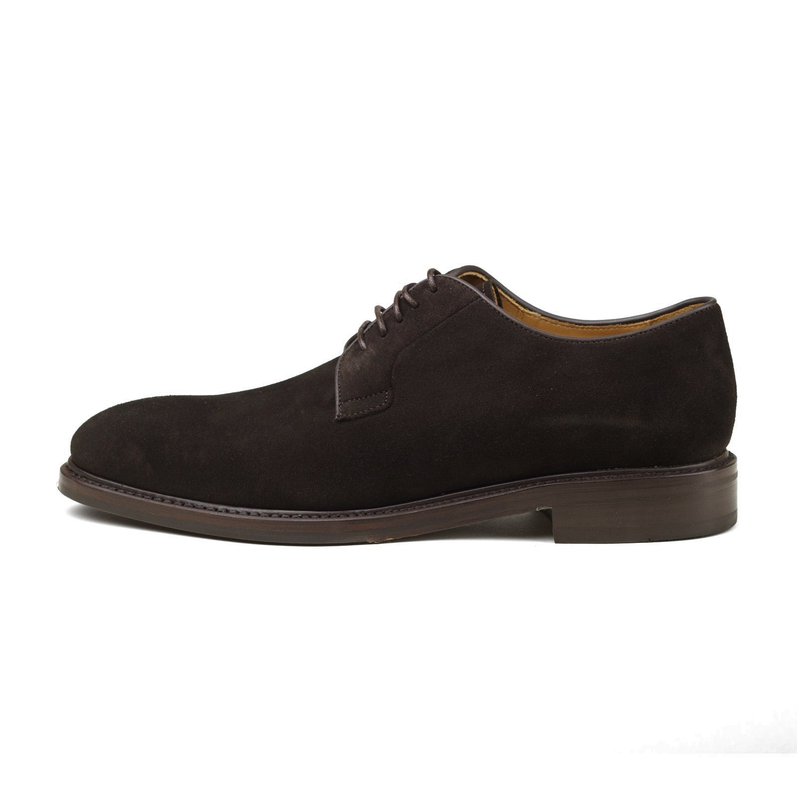 Berwick Men's Suede Derby Lace-Up Shoes 5768/K7