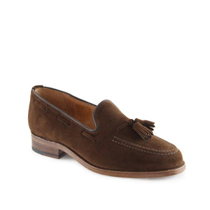 Sanders Men's Finchley Suede Slip-On Shoes 7174/PSS
