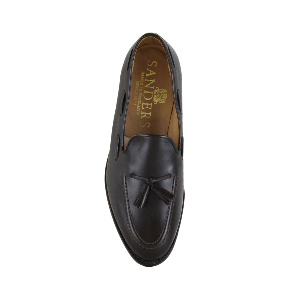 Sanders Men's Finchley Leather Slip-On Shoes 7174/TD