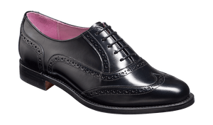 Barker Womans's Freya leather Brogue Shoes 7127/16