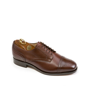 Sanders Men's Guildford Leather Brogue Shoes 6720/T