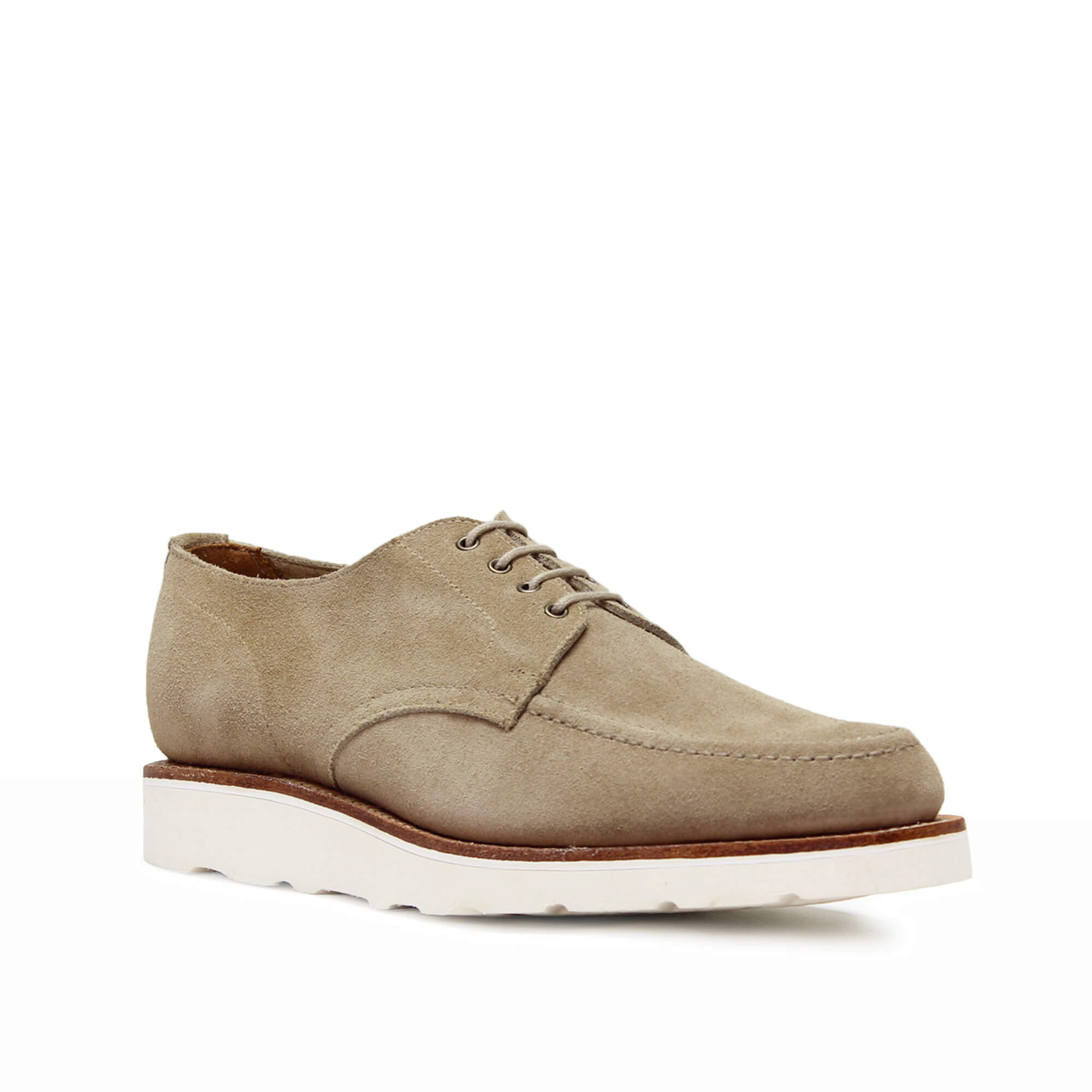 Sanders Men's Henry Suede Lace-Up Shoes 2132/MKS