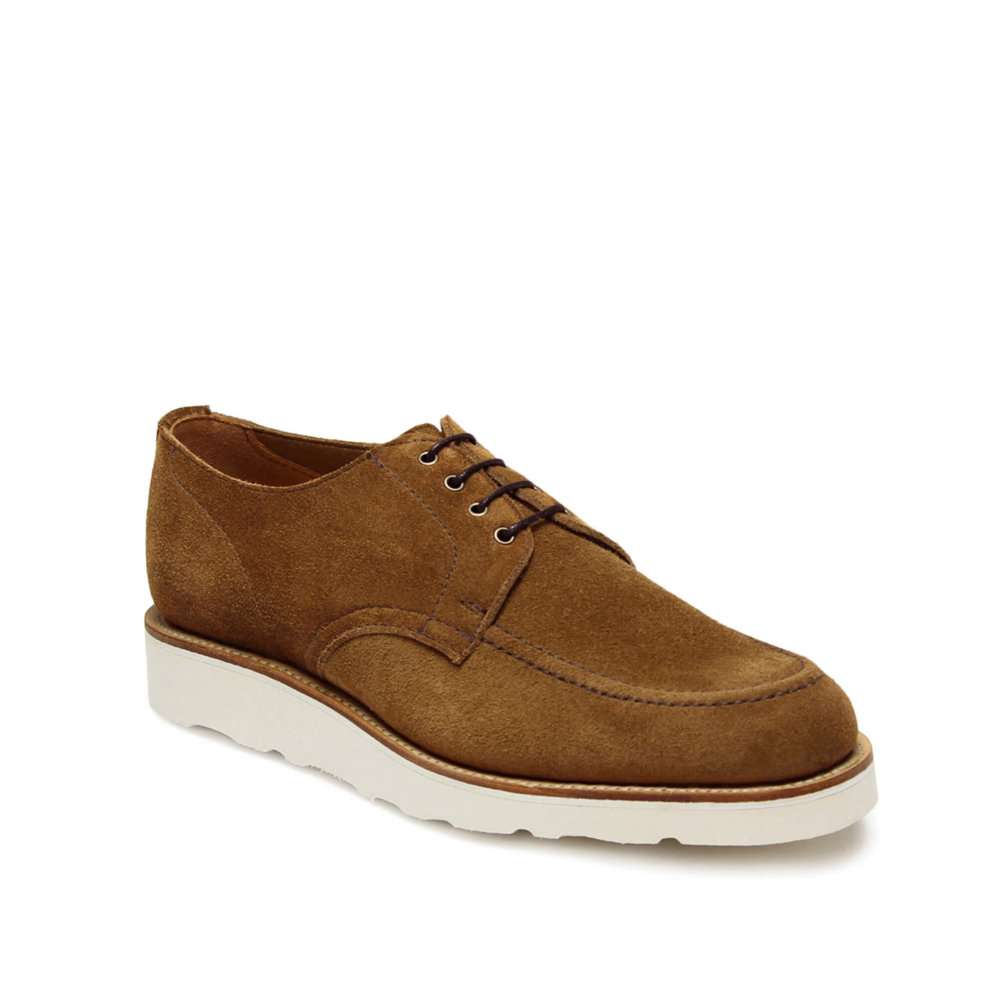 Sanders Men's Henry Suede Lace-Up Shoes 2132/TTS