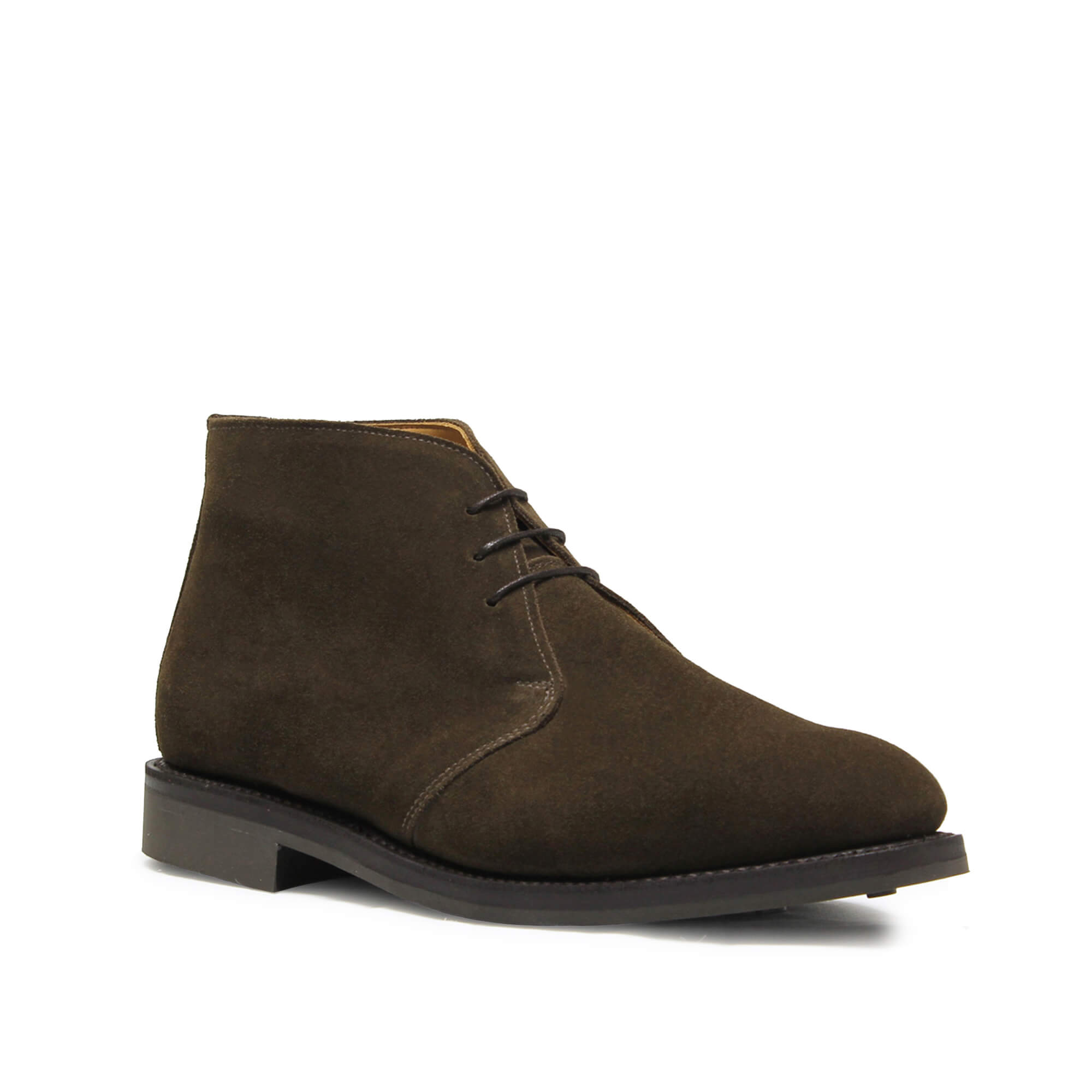 Sanders Men's Holborn Suede Lace-Up Boots 6140/TDS