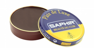 Saphir Beaute Du Cuir Burgundy Shoe Polish no/08