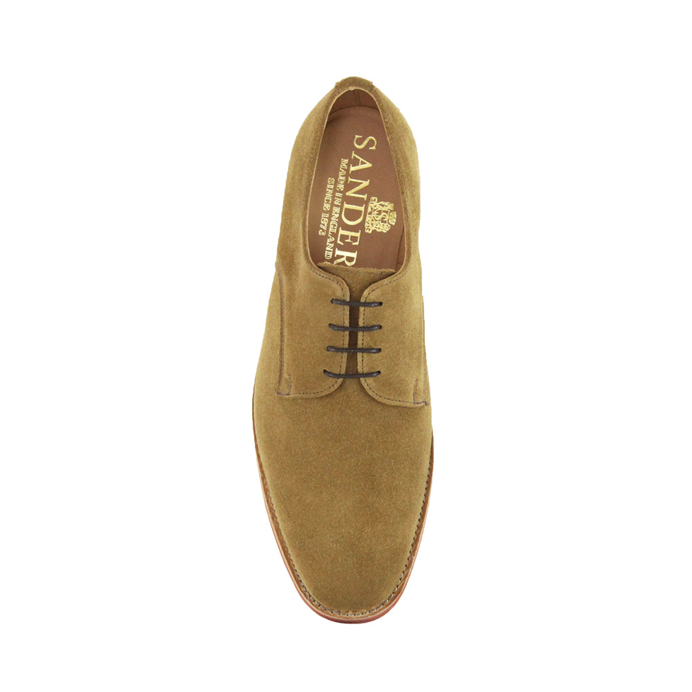 Sanders Men's Jackson Suede Derby Shoes 1955/TS