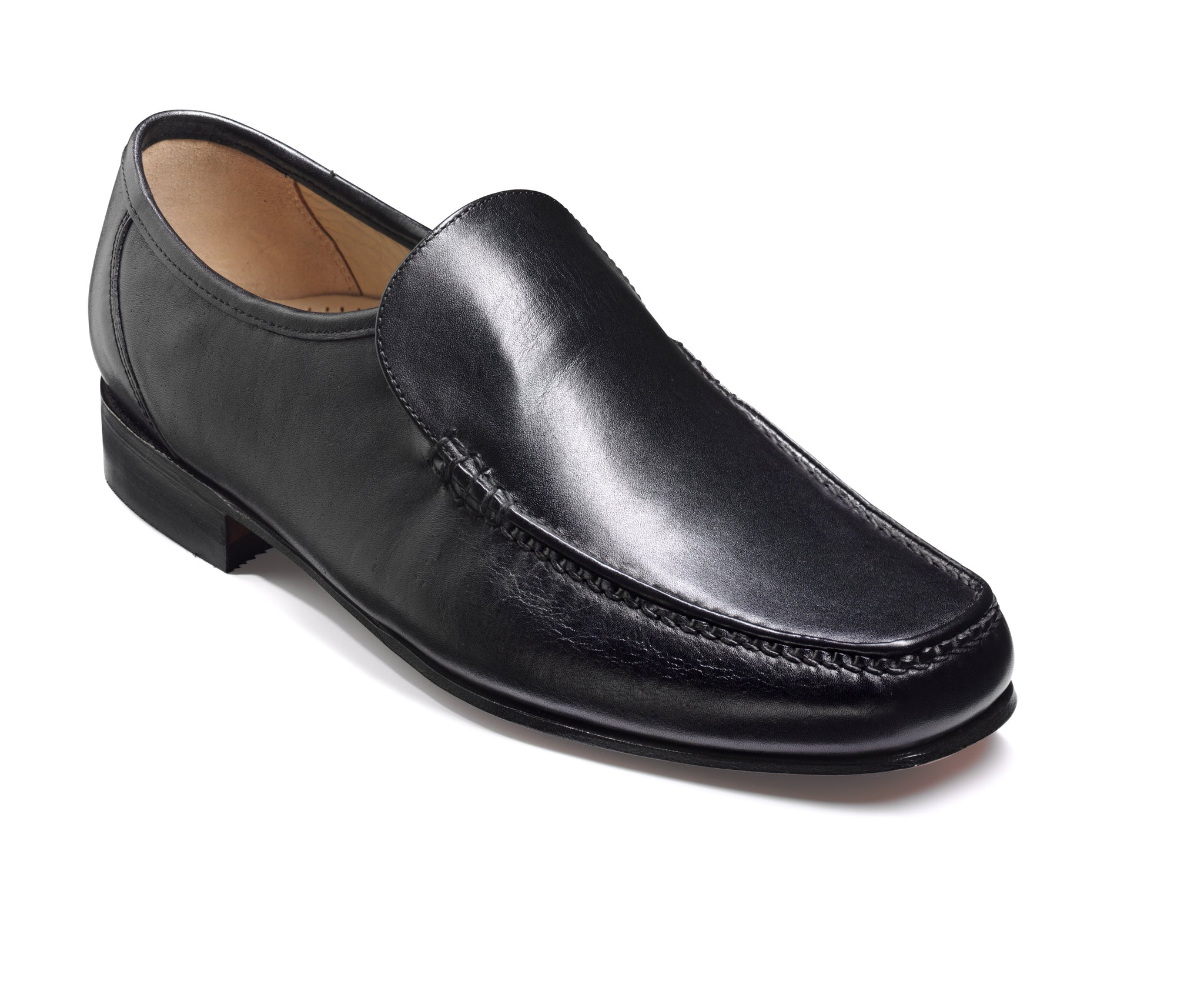 Barker Javron-Black-British Shoe Company