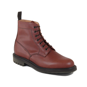 Sanders Men's Kelso Leather Lace-Up Boots 8366/T