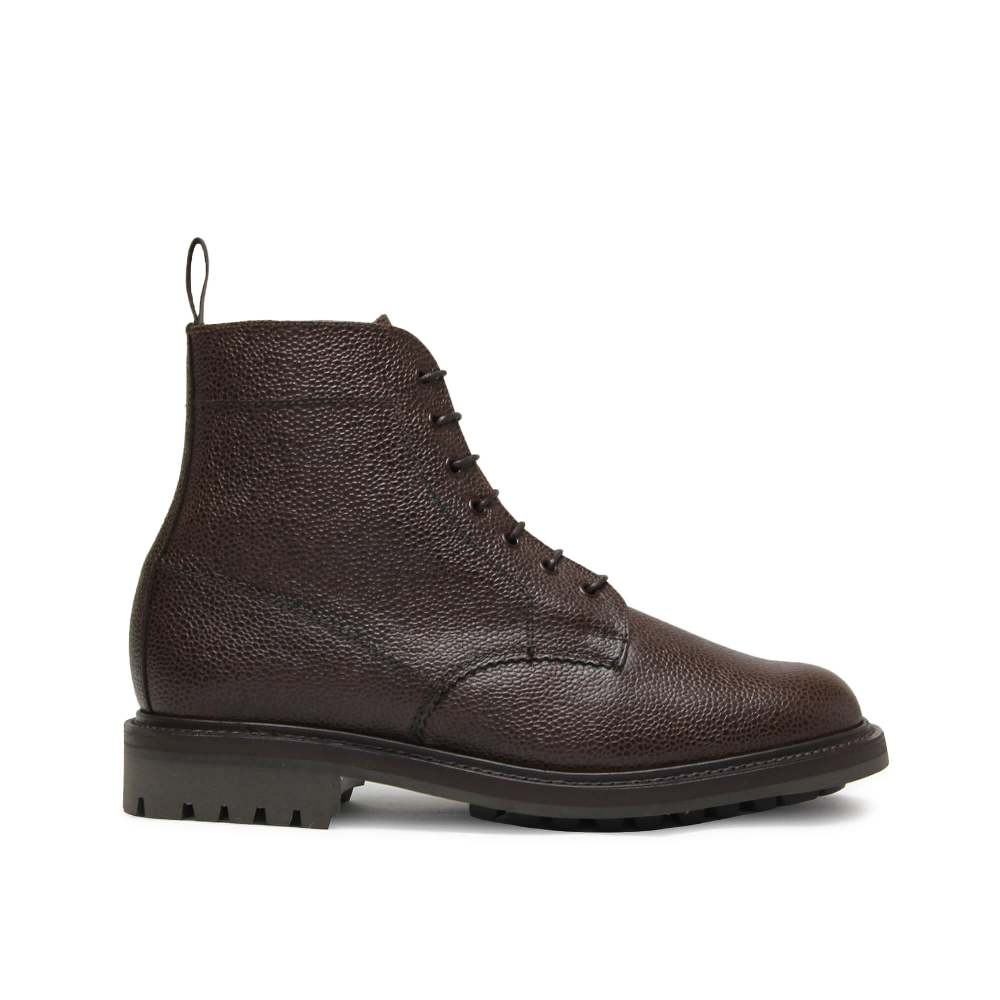 Sanders Men's Kelso Leather Lace-Up Boots 8366/WG