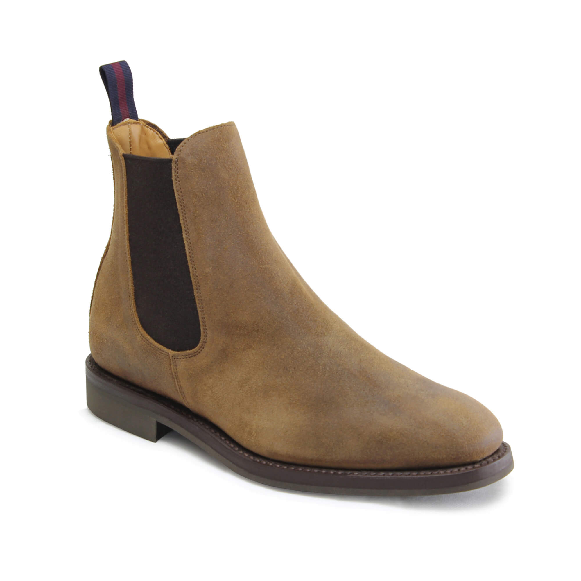 Sanders Men's Liam Suede Pull-On Boots 2056/SWS