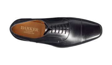 Barker Men's Liam Leather Oxford Shoes 4341/17 - British Shoe Company