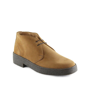 Sanders Men's Luther Suede Lace-Up Boots 1837/CS