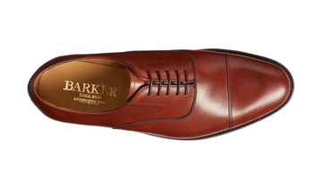 Barker Men's Malvern Leather Oxford Shoes 4413/16