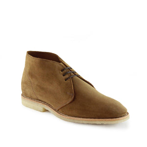 Sanders Men's Marvin Suede Lace-Up Boots 1971/TTS