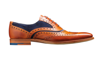 Barker Men's Mcclean Leather Brogue Shoes 3829/26