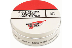 Red Wing Natural Leather Conditioner Neutral 3oz85g/NLC