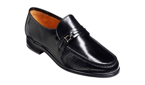 Barker Men's Wade Leather Slip-On Shoes 3152/17 - British Shoe Company