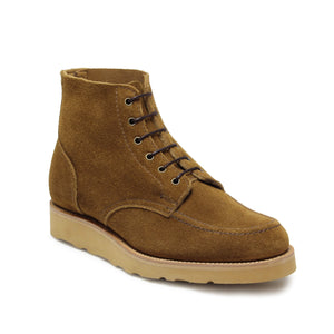 Sanders Men's Wilson Leather Lace-Up Boots 2061/TTS