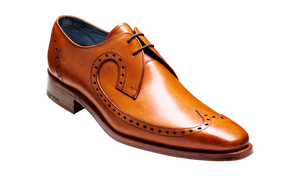 Barker Men's Woody Leather Brogue Shoes 3454/26