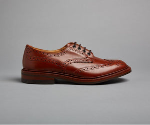 Tricker's Bourton Dainite Sole-Marron-British Shoe Company