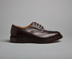 Tricker's Bourton Dainite Sole-Espresso-British Shoe Company