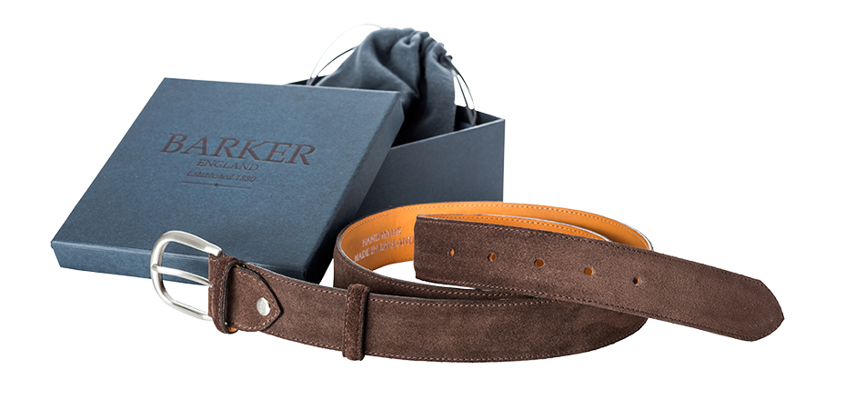 Barker Belts-One Size-British Shoe Company