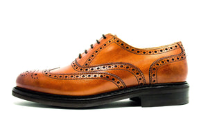 Berwick Men's Oxford Leather Brogue Shoes 3818/K1