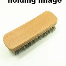 Horse Hair shoe brush-Black-British Shoe Company