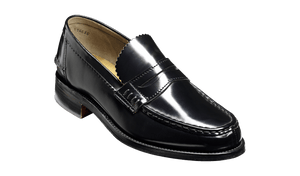 Barker Caruso-Black-British Shoe Company