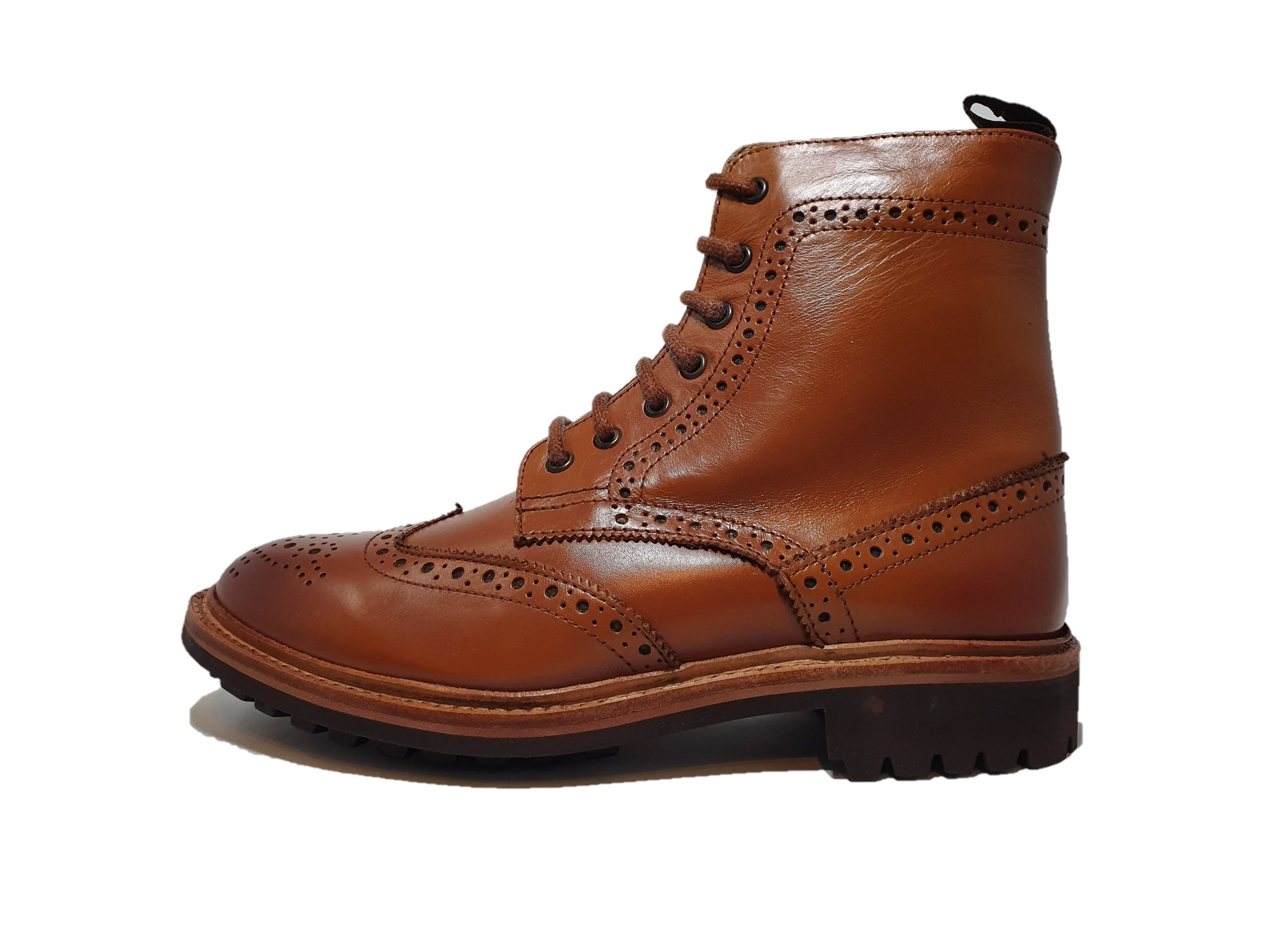 Catesby Brogue Boot