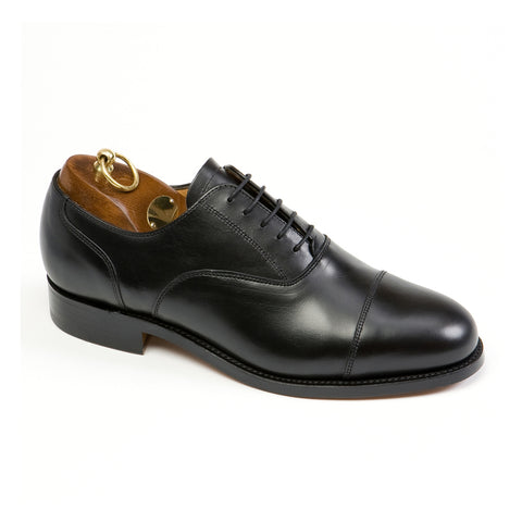 Sanders Cheam-Black-British Shoe Company