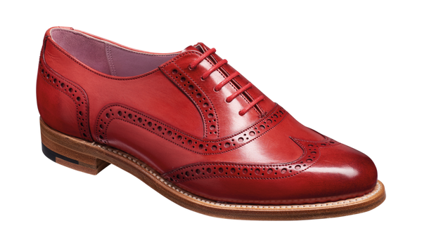 Barker Fearne-Red-British Shoe Company