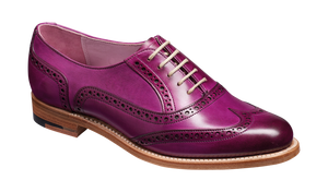 Barker Fearne-Purple-British Shoe Company