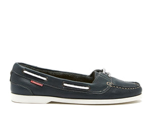 Chatham Women's Harper Leather Lace-Up Boat Shoes CSWH/NL