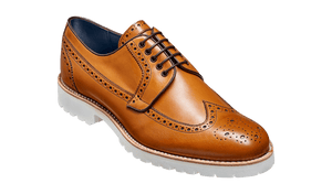 Barker Hawk-Cedar-British Shoe Company
