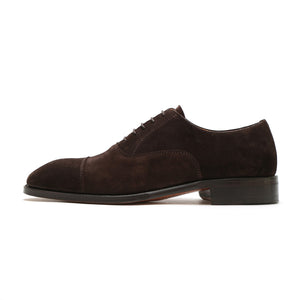 Berwick Men's Toe Cap Suede Oxford Shoes 5217/K3
