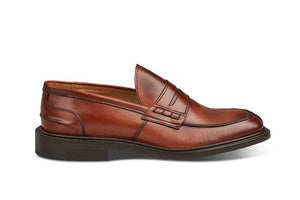 Tricker's Men's James Leather Slip-On Shoes 3227/12
