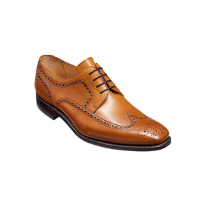 Barker Men's Larry Leather Brogue Shoes 4331/27 - British Shoe Company