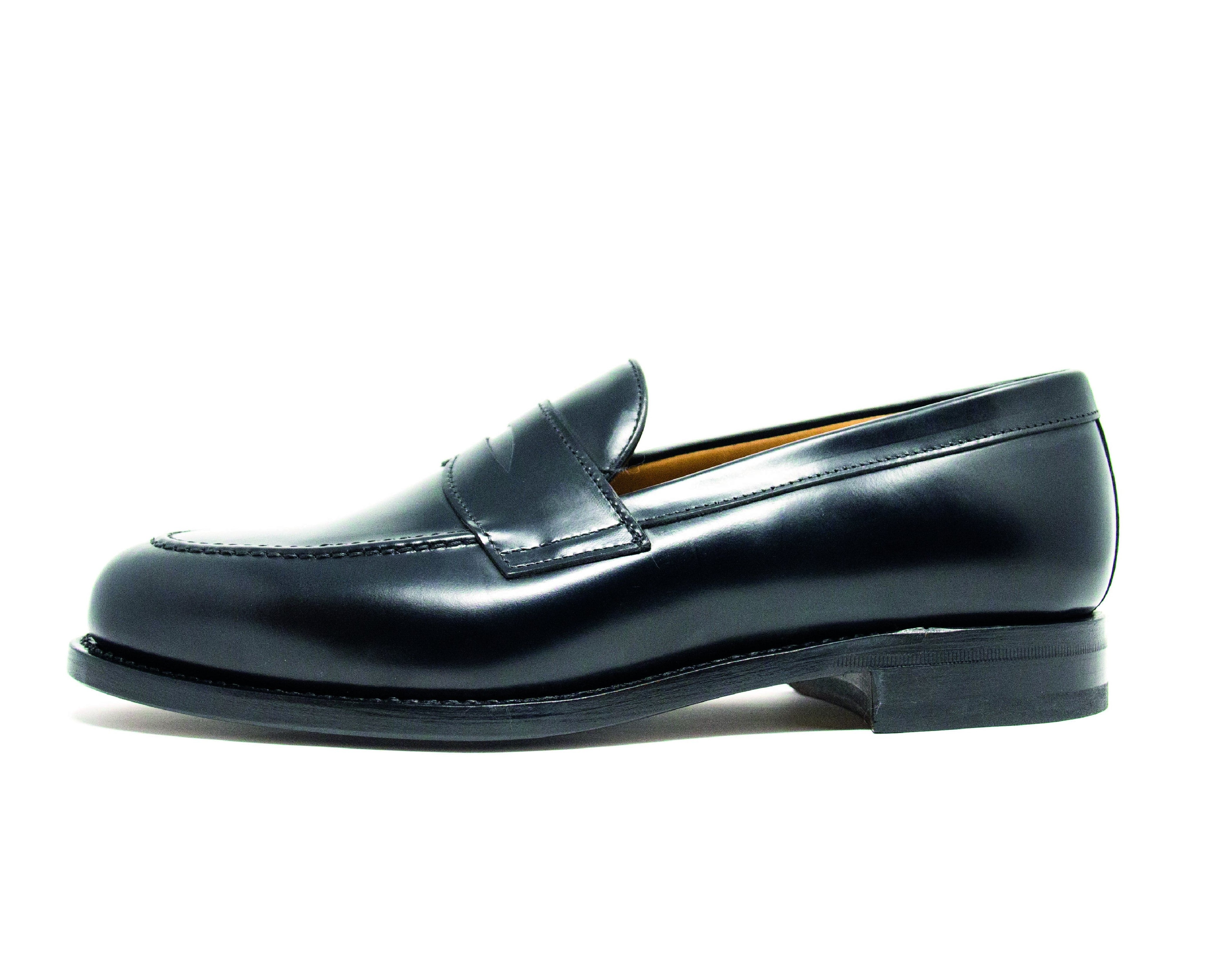 Berwick Men's Loafer Leather Slip-On Shoes 9628/K3
