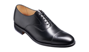 Barker Malvern (G)-Black-Leather-British Shoe Company