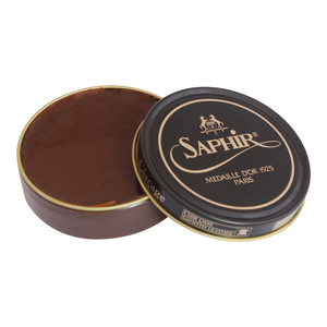 Saphir Médaille d'Or Medium Brown Shoe Polish no/37