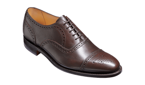 Barker Men's Mirfield Leather Brogue Shoes 4416/47 - British Shoe Company