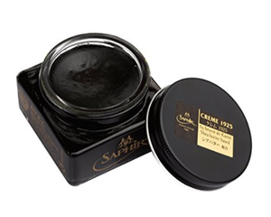 Saphir Crème 1925, Black shoe cream 1925/01